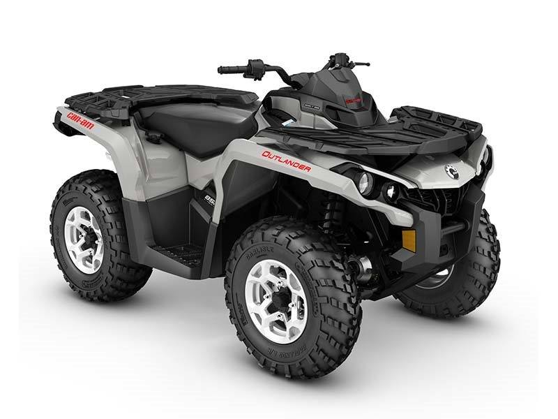 2016 Can-Am Outlander DPS 850 in Roscoe, Illinois