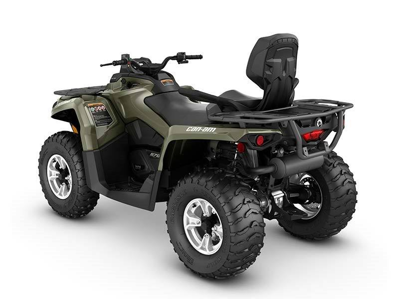 2016 Can-Am Outlander L MAX DPS 570 in Seiling, Oklahoma