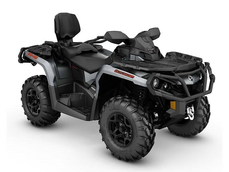 2016 Can-Am Outlander MAX XT 1000R in Jones, Oklahoma