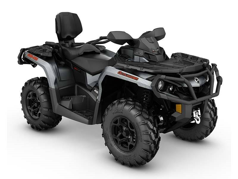 2016 Can-Am Outlander MAX XT 650 in Hanover, Pennsylvania