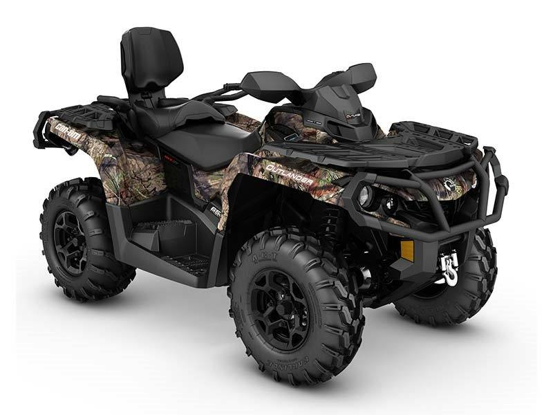 2016 Can-Am Outlander MAX XT 650 in Tyrone, Pennsylvania