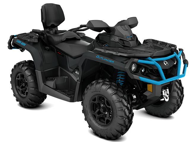 2016 Can-Am Outlander MAX XT 850 in Hanover, Pennsylvania