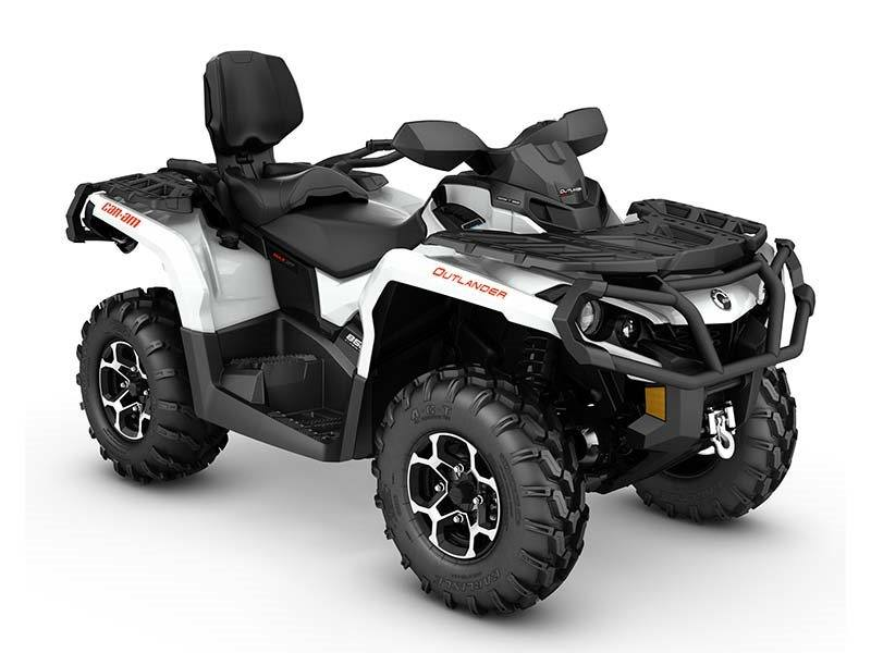 2016 Can-Am Outlander MAX XT 850 in Goldsboro, North Carolina