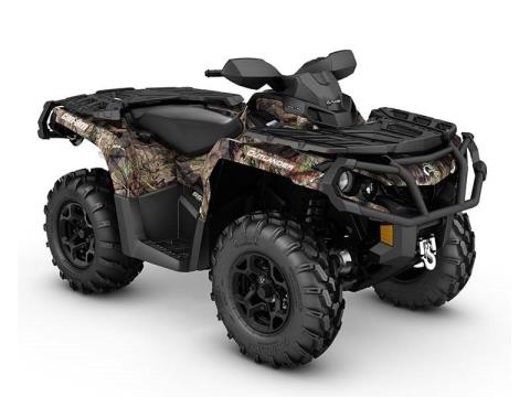 2016 Can-Am Outlander XT 650 in Goldsboro, North Carolina