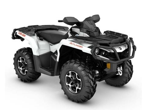 2016 Can-Am Outlander XT 650 in Las Vegas, Nevada