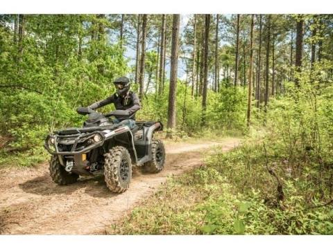 2016 Can-Am Outlander XT 850 in Jones, Oklahoma