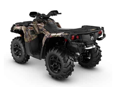 2016 Can-Am Outlander XT 850 in Enfield, Connecticut