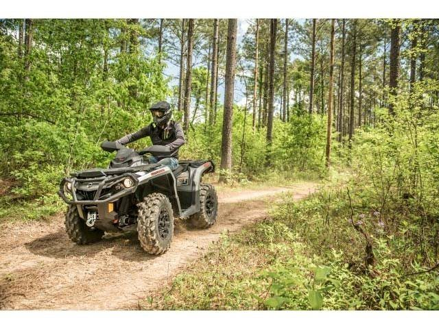2016 Can-Am Outlander XT 850 in Tyrone, Pennsylvania