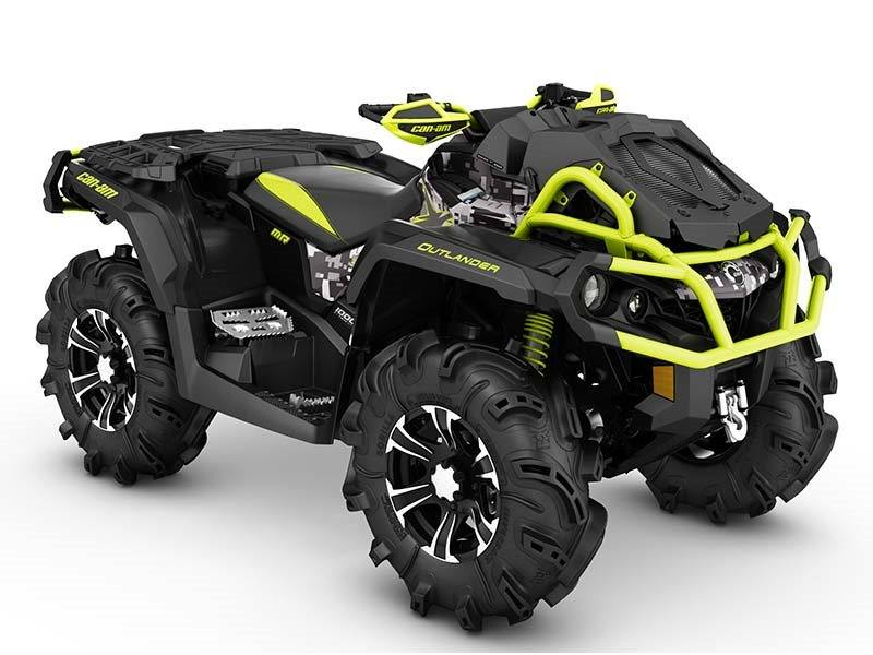2016 Can-Am Outlander X mr 1000R in Las Vegas, Nevada