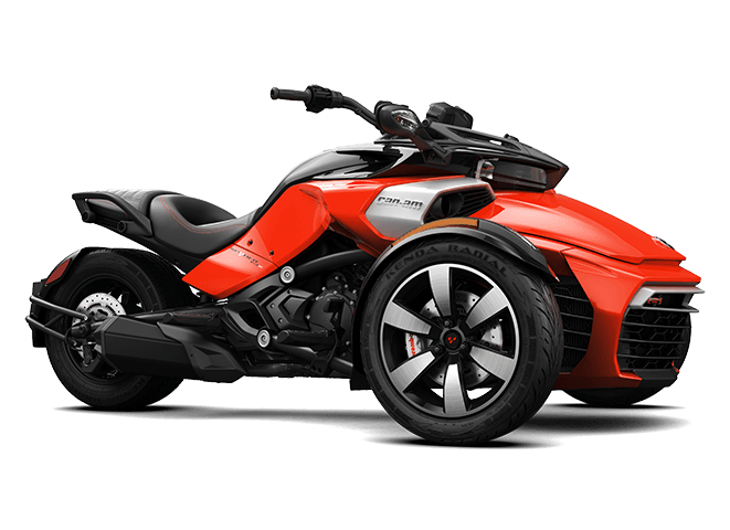 2016 Can-Am Spyder F3-S SE6 in Roscoe, Illinois