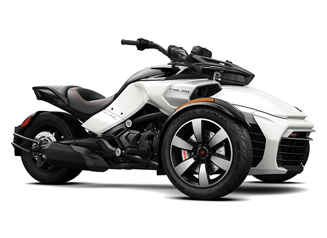 2016 Can-Am Spyder F3-S SM6 in Moorpark, California