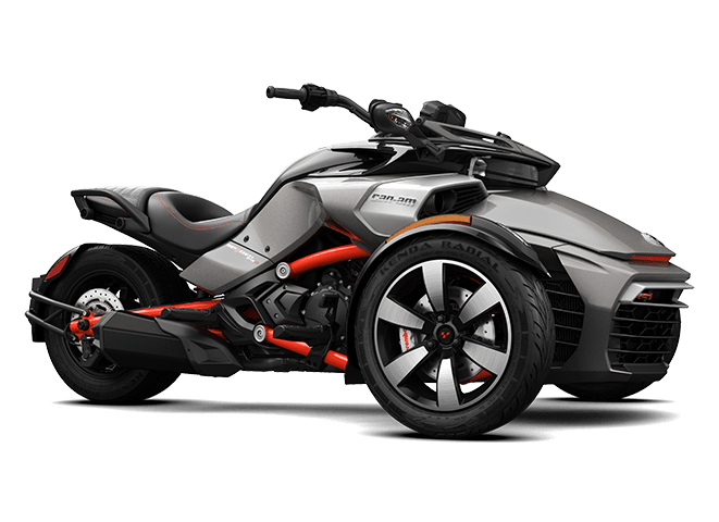2016 Can-Am Spyder F3-S SM6 in Mineola, New York