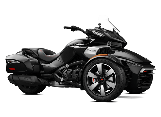 2016 Can-Am Spyder F3-T SE6 in Springville, Utah
