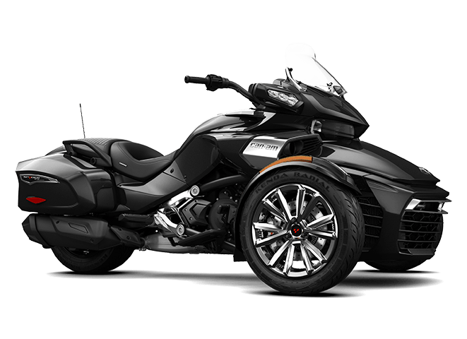 2016 Can-Am Spyder F3 Limited in Florence, Colorado