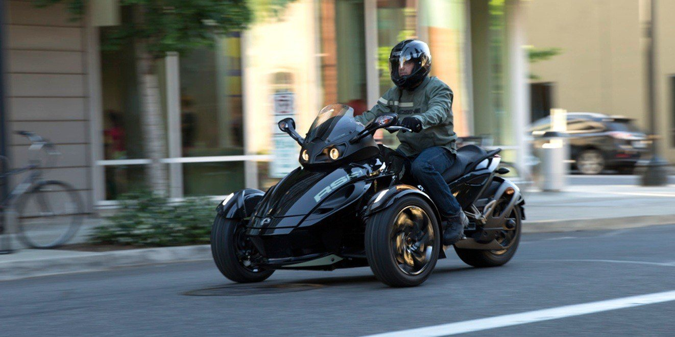2016 Can-Am Spyder RS SM5 in Las Vegas, Nevada