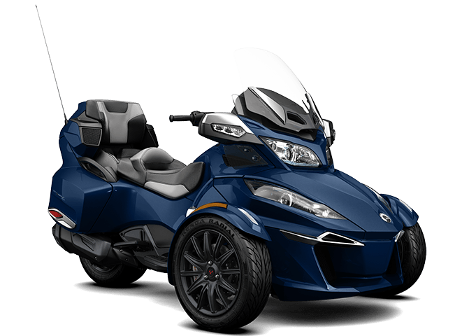 2016 Can-Am Spyder RT-S SE6 in Conway, New Hampshire