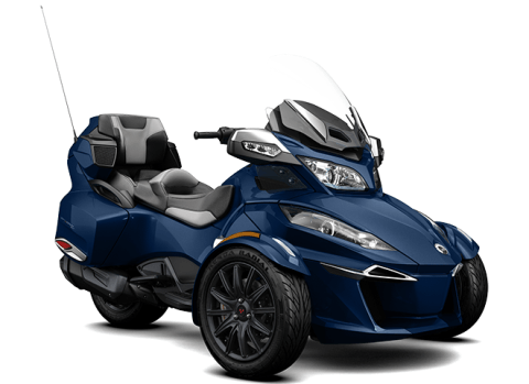 2016 Can-Am Spyder RT-S SE6 in Enfield, Connecticut
