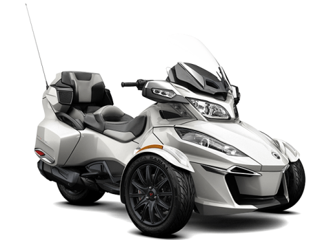 2016 Can-Am Spyder RT-S SE6 in Dickinson, North Dakota