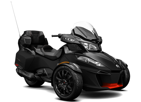 2016 Can-Am Spyder RT-S Special Series in Memphis, Tennessee