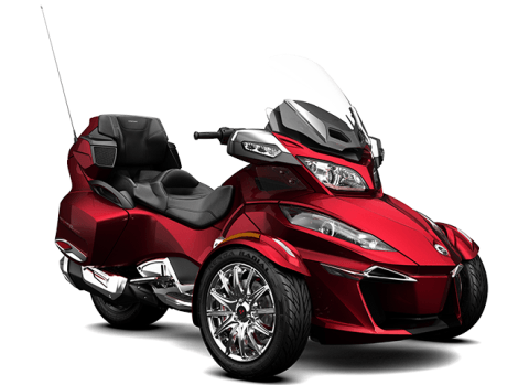 2016 Can-Am Spyder RT Limited in Dickinson, North Dakota
