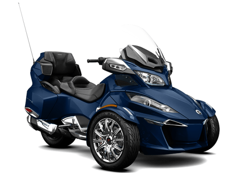 2016 Can-Am Spyder RT Limited in Lakeport, California