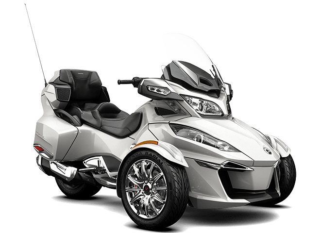 2016 Can-Am Spyder RT Limited in San Jose, California