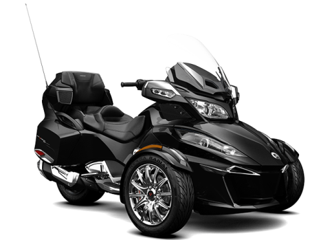 2016 Can-Am Spyder RT Limited in Gaylord, Michigan
