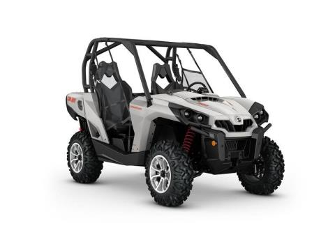 2016 Can-Am Commander DPS 800R in Lakeport, California