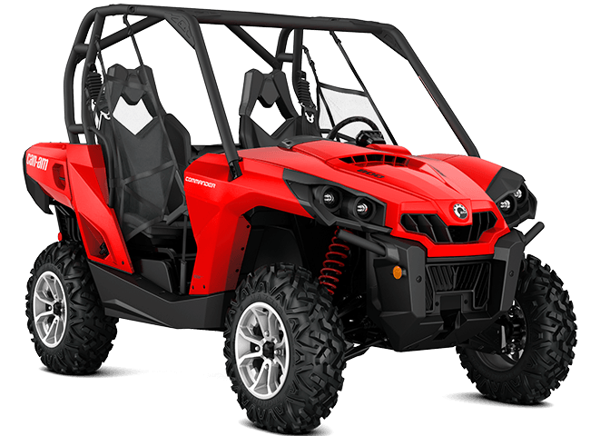 2016 Can-Am Commander DPS 800R in Salt Lake City, Utah