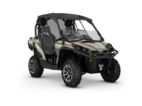 2016 Can-Am Commander Limited 1000 in Dickinson, North Dakota