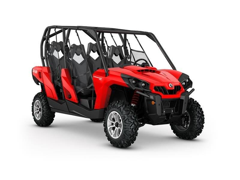 2016 Can-Am Commander MAX DPS 800R in Salt Lake City, Utah