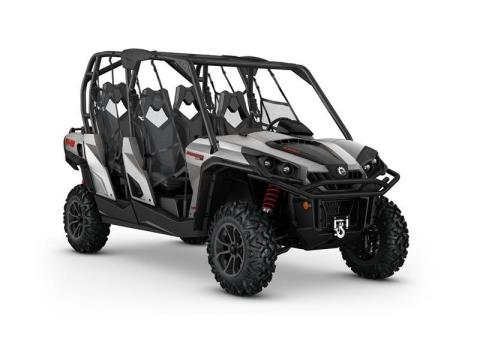 2016 Can-Am Commander MAX XT 1000 in Bozeman, Montana