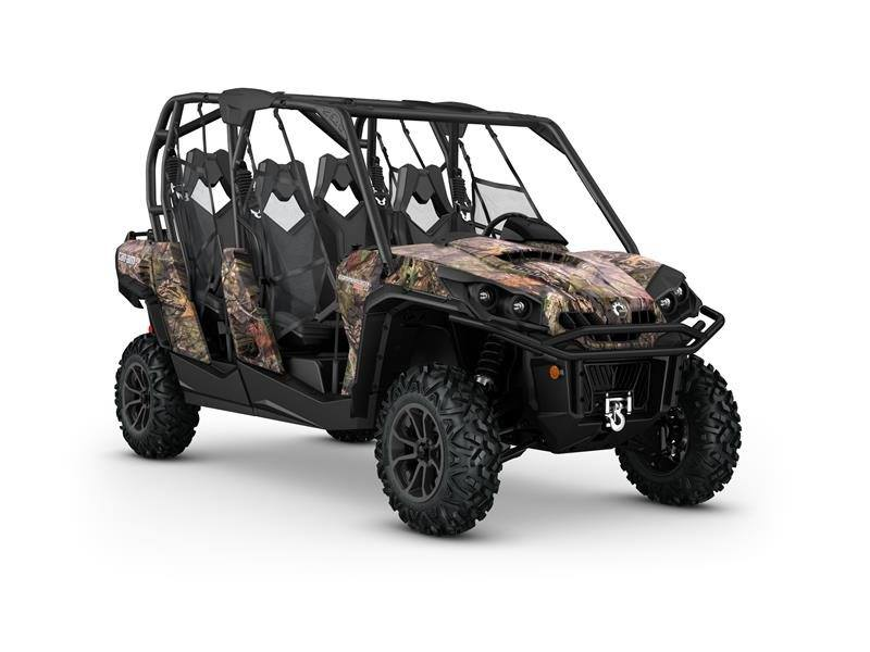 2016 Can-Am Commander MAX XT 1000 in Elizabethton, Tennessee