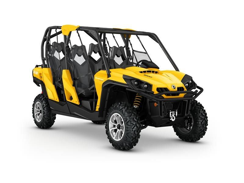 2016 Can-Am Commander MAX XT 1000 in Memphis, Tennessee