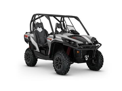 2016 Can-Am Commander XT 800R in Dickinson, North Dakota