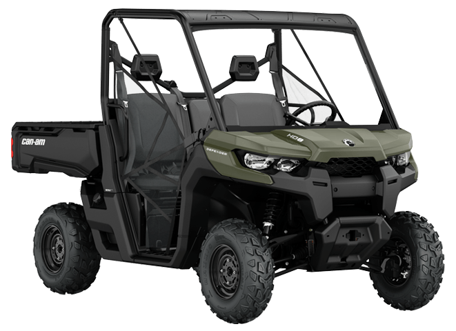 2016 Can-Am Defender HD8 Convenience in Bakersfield, California