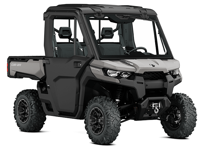 2016 Can-Am Defender XT CAB HD10 in Enfield, Connecticut