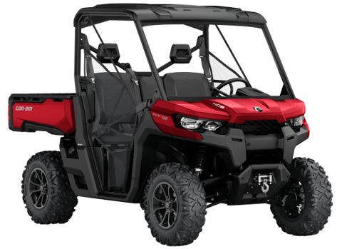 2016 Can-Am Defender XT HD10 in Huron, Ohio
