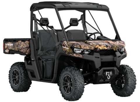 2016 Can-Am Defender XT HD10 in Elizabethton, Tennessee