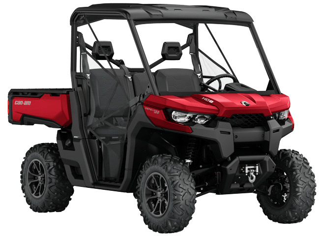 2016 Can-Am Defender XT HD10 in Goldsboro, North Carolina