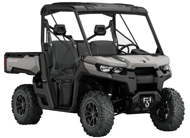 2016 Can-Am Defender XT HD10 in Portland, Oregon