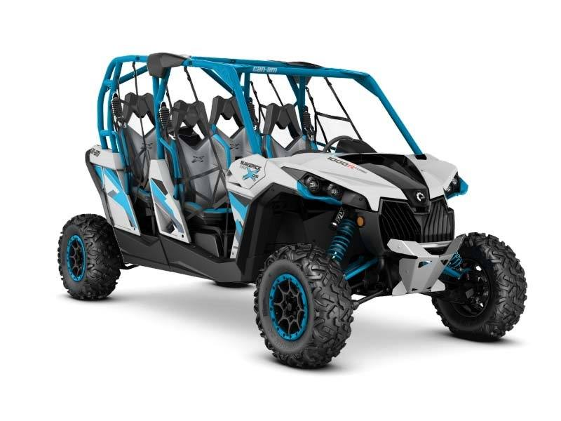 2016 Can-Am Maverick MAX X ds Turbo in Memphis, Tennessee