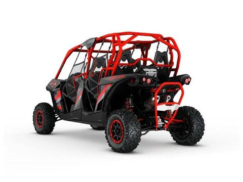 2016 Can-Am Maverick MAX X rs Turbo in Las Vegas, Nevada