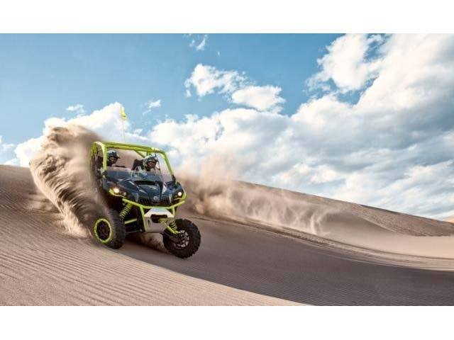 2016 Can-Am Maverick X ds Turbo in Poteau, Oklahoma
