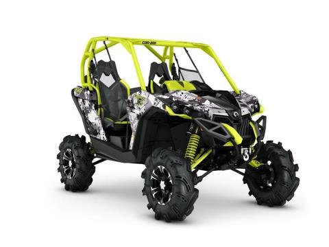 2016 Can-Am Maverick X mr in Gaylord, Michigan