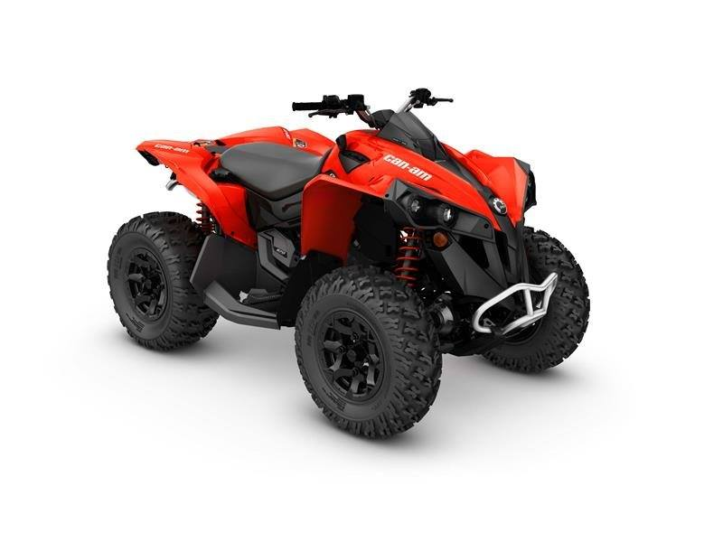 Can-Am Red