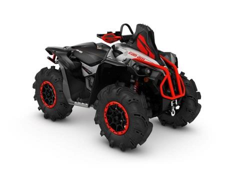 Hyper Silver / Black / Can-Am Red