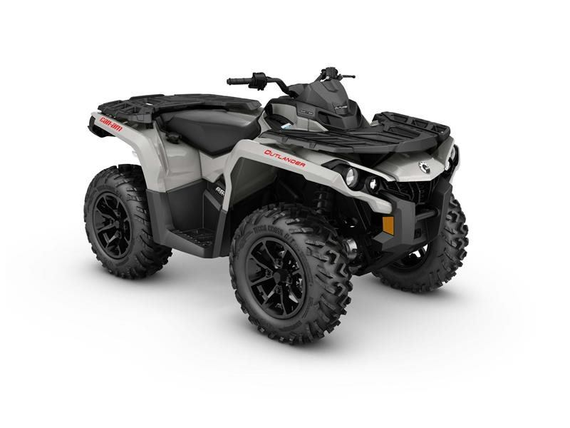 2017 Can-Am Outlander DPS 650 in Moses Lake, Washington