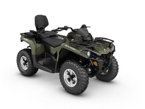 2017 Can-Am Outlander MAX DPS 450 in Poteau, Oklahoma