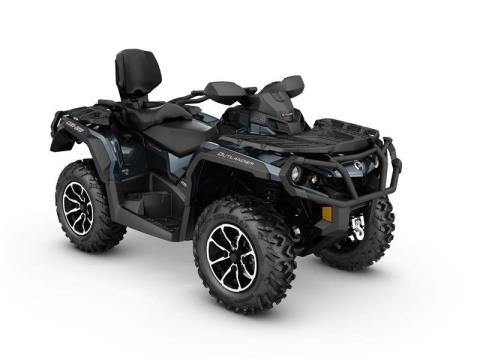 2017 Can-Am Outlander MAX Limited 1000 in Poteau, Oklahoma